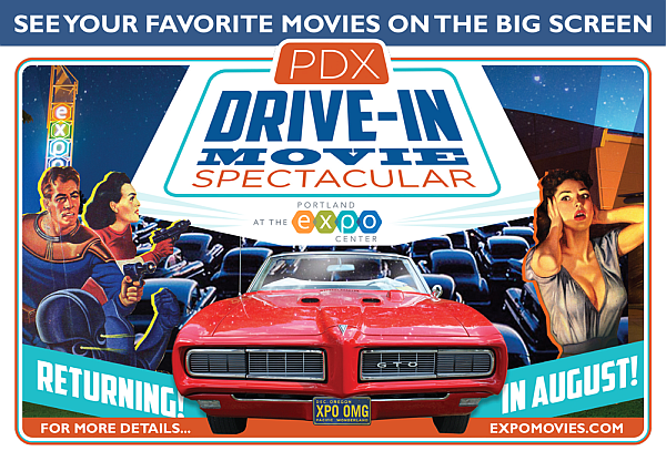 The PDX Drive In Movie Spectacular!