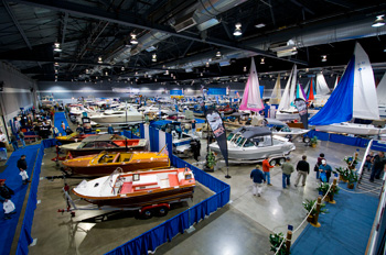2018 Portland Boat Show Expo Center